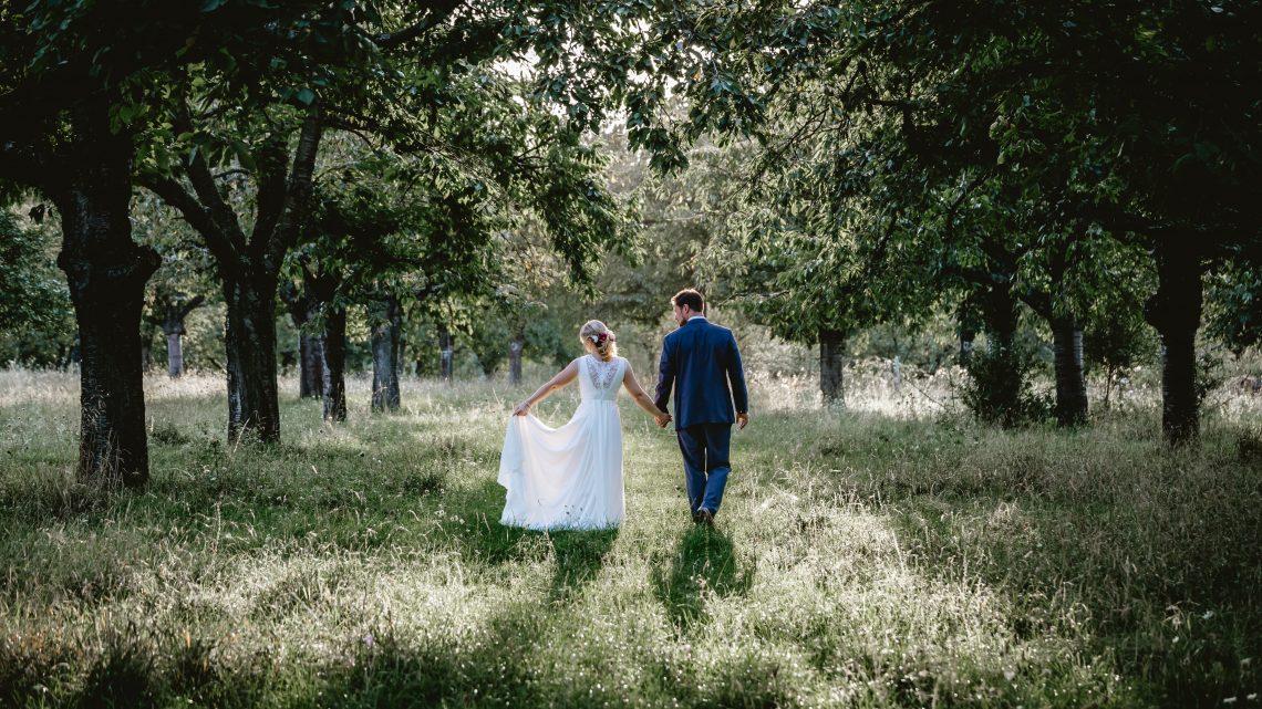 leśny motyw przewodni wesela