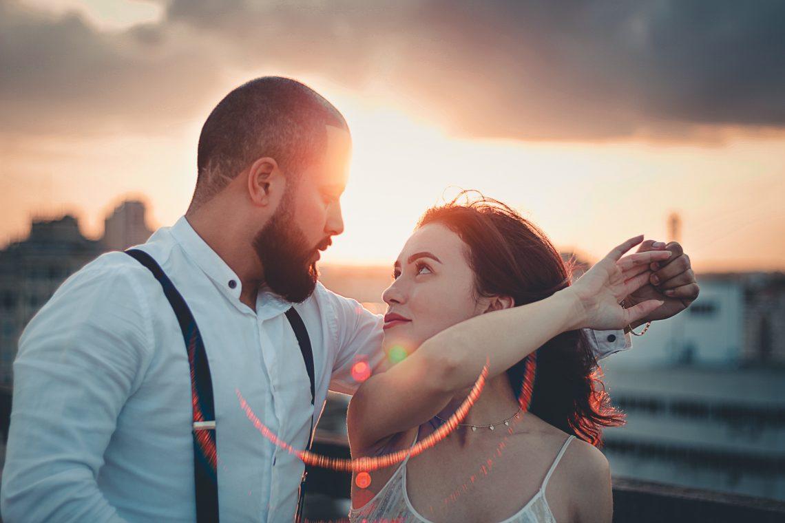 inspiracje na sesje ślubną